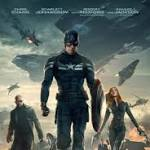 'Captain America': Cap, Widow, Falcon in action in 'Winter Soldier' ad
