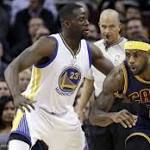 LeBron's big game paces Cavs to easy win over Warriors