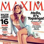 'Boy Meets World' Star Danielle Fishel Poses Provocatively for Maxim