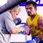 Is this Manny Pacquiao's final fight? We'll have to wait and see