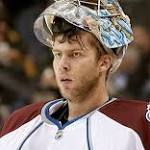 Colorado's Semyon Varlamov victorious over Stars in return after arrest