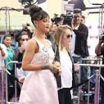 Rihanna Plays Bridesmaid At Assistant's Wedding