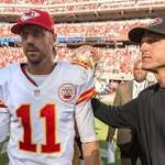 Chiefs quarterback Alex Smith's return to San Francisco ends with disappointment