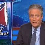 Jon Stewart has a provocative, slightly condescending idea for Confederate flag ...