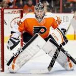 Steve Mason practices, may play Game 2