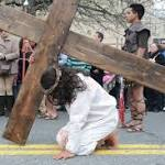 Faithful reflect on Good Friday's meaning as processions in North Jersey mark ...