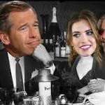 Can Brian Williams Get a Better Table Than His Daughter (or Geraldo)?