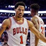 Derrick Rose happy with 29-minute home return