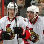 Senators extend Ryan, name Karlsson captain