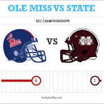 Pre-Game at the Egg Bowl: Can MSU get the Golden Egg back and get bowl ...
