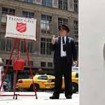 Secret Santas spread holiday cheer by dropping valuable gold coins into ...