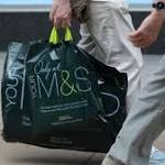 M&S blames new website for quarterly sales fall