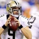 Brees returns, leads Saints past Colts 23-17