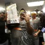 Giants win World Series!