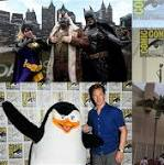 Comic Con 2014 highlights: the best stars, trailers and costumes