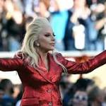 Lady Gaga's 'Star Spangled Banner' a Super Bowl 50 highlight