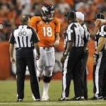 Ravens vs. Broncos: Peyton Manning ties NFL record with seven touchdown ...