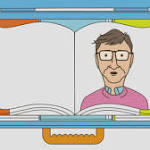 Here's what Bill Gates says you should read this summer