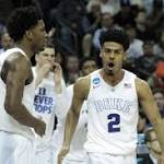 Sweet 16 Bracket 2015: Real-Time Odds to Win 2015 NCAA Title