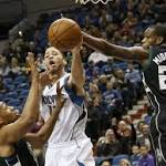 Bucks shake off Mayo's ejection to beat Timberwolves 95-85