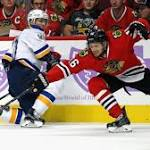 Blackhawks' Marcus Kruger Out 4 Months After Wrist Surgery