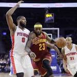 Kevin Love, LeBron James help Cleveland Cavaliers rally past Detroit Pistons ...