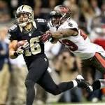 AP Source: Saints releasing WR Moore