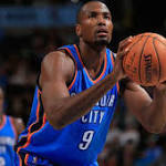 Serge Ibaka To Sit Out 4-6 Weeks After Knee Surgery