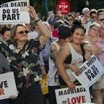 Gay marriage is on a roll