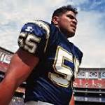 Junior Seau Elected to Pro Football Hall of Fame