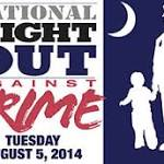 National Night Out moves from porches to parks