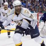 Joel Ward Would be a Fit with the Predators