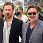"""Cannes: Russell Crowe Says His Approach to Acting Is the """"Russell Crowe Method"""""""