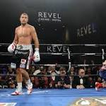Kovalev makes easy work of Caparello, sets up Hopkins showdown