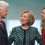 Contributions to Clinton Foundation jump threefold