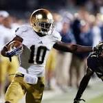 Notre Dame: Kelly 'proud' of team's response to academic suspensions
