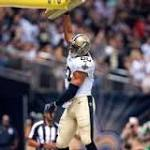 Graham Flagged For Dunks In Saints' Win