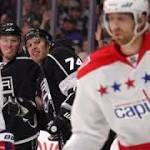 Kings find the formula for scoring and beat Washington