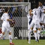 Late Los Angeles Galaxy collapse gives Monterrey advantage