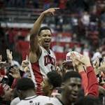 UNLV Shocks #3 Arizona, College Basketball