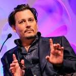 Johnny Depp to star in The Invisible Man for Universal