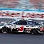 It's truly a Happy happy hour for Harvick at Phoenix