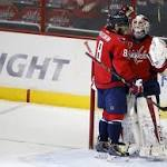 Ovi gets 2; Crosby struggles as Capitals blank Penguins 4-0