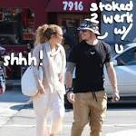 Is Jennifer Lopez Going To Collab With Sorta-Ex Casper Smart For Her ...