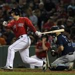 Red Sox Notes: Aaron Hill Provides 'Spark' In Boston Debut; Sox Beat Rays On Basepaths