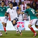 US settles for draw with Mexico in friendly