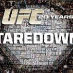 Top 20 staredowns in UFC history
