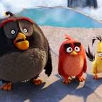 Angry Birds Movie Flocks to First Place