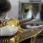 Eight Egyptian museum officials face trial over King Tut's broken beard