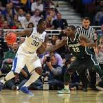 What they're saying: Michigan State only beat No. 1 Kentucky because Keith ...
